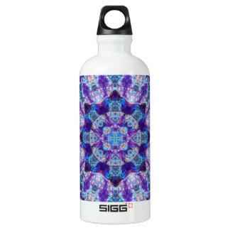 Luminous Crystal Flower Water Bottle