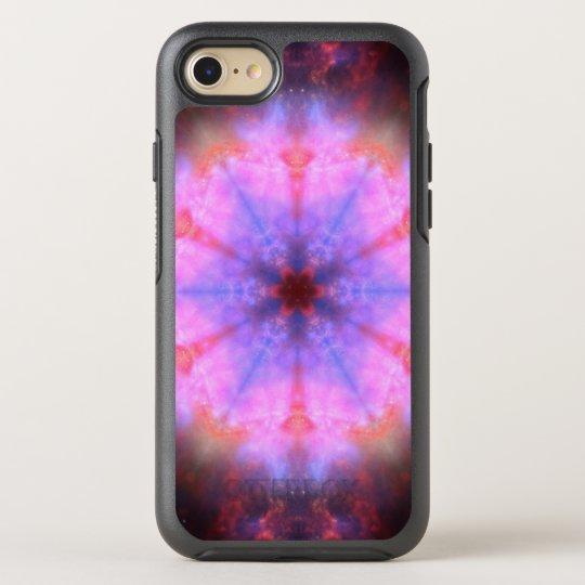 Luminous Flower Mandala OtterBox Symmetry iPhone 8/7 Case