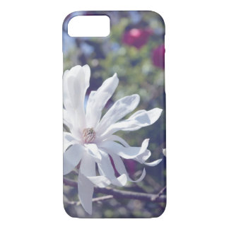 Luminous Star Magnolia Bloom Phone Case