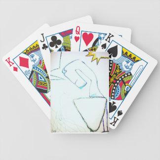 Lumous Landscape of Lumiere Poker Deck