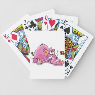 lump head pinkie poker deck