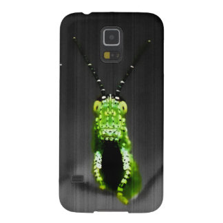 Lumpy Green Bug Cases For Galaxy S5
