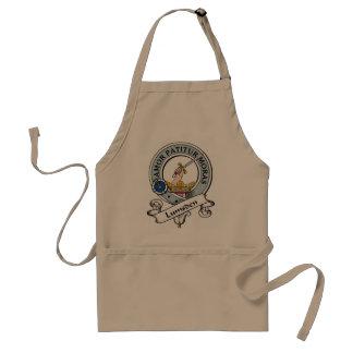Lumsden Clan Badge Standard Apron