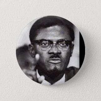 Lumumba 2 Inch Round Button