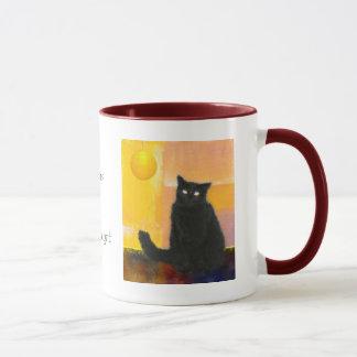 Luna by Lamplight Mug
