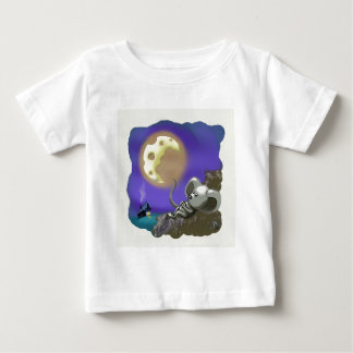 luna de queso baby T-Shirt