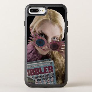 Luna Lovegood Peeks Over Glasses OtterBox Symmetry iPhone 8 Plus/7 Plus Case