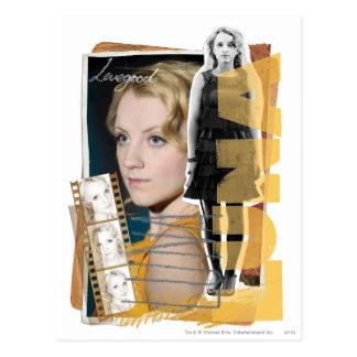 Luna Lovegood Postcard