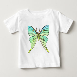 Luna Moth Baby T-Shirt