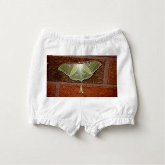 Luna Moth Diaper Cover