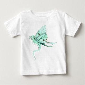 Luna Moth Fairy Dragon Baby T-Shirt
