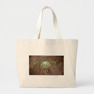 Luna Moth Large Tote Bag