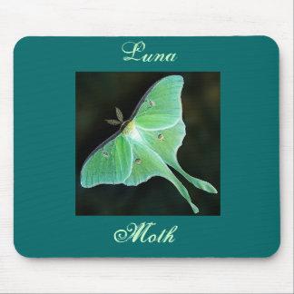 Luna Moth, Luna, Moth Mouse Pad