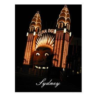 luna postcard
