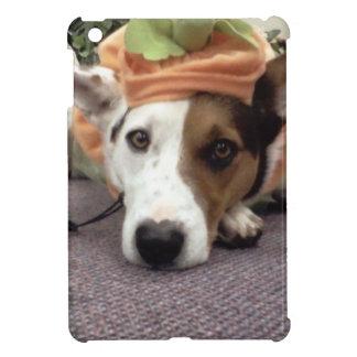 Luna says..., Exhausted pumpkin, halloween, Thanks iPad Mini Cover
