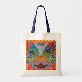 Luna the Cat Tote