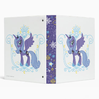 Luna with Crown Binders