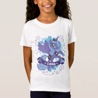 Luna with Scroll T-Shirt
