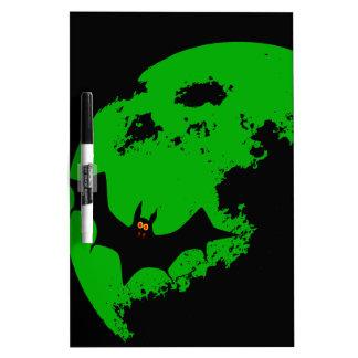 Lunar Bat Dry Erase Whiteboard
