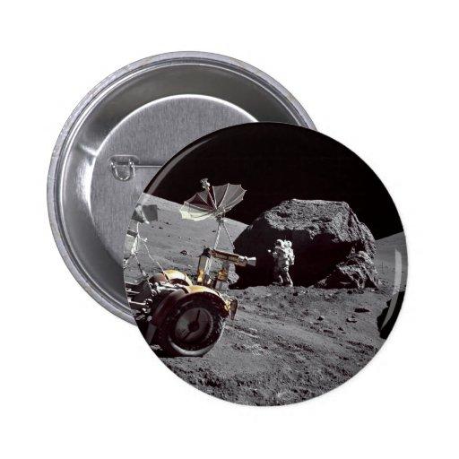 Lunar Boulder Pins