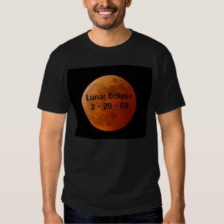 Lunar Eclipse 2008 Shirt