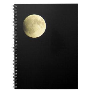 Lunar Eclipse Notebooks