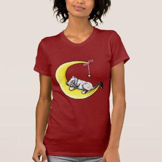 Lunar Love Ragdoll Kitty T-Shirt
