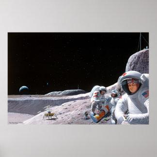 Lunar Medics Poster