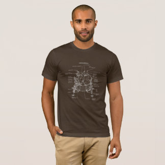 Lunar module Apollo (LEM) - White T-Shirt
