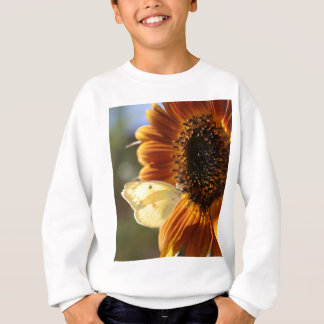 Lunar Moth Sun Landing Sweatshirt