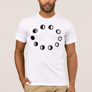 lunar phases T-Shirt
