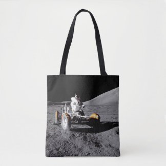 Lunar Rover, Apollo 17 Tote Bag