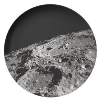 lunar surface plate