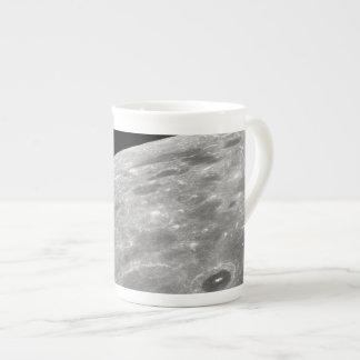 lunar surface tea cup