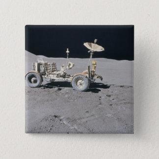 Lunar Vehicle 2 Inch Square Button