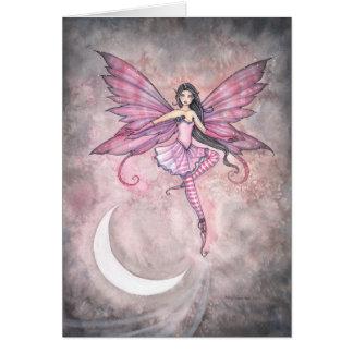 Luna's Dance Fairy Card