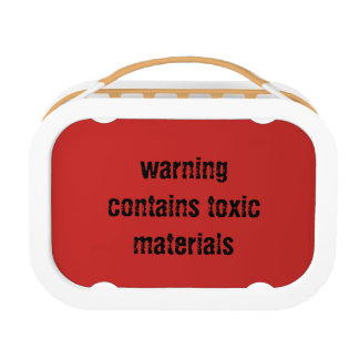 lunch box toxic materials