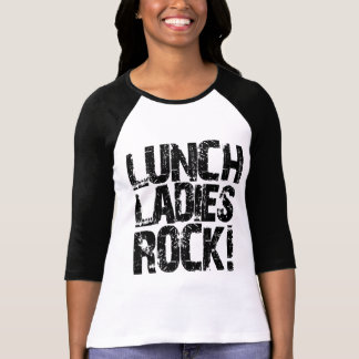 Lunch Ladies Rock T-Shirt