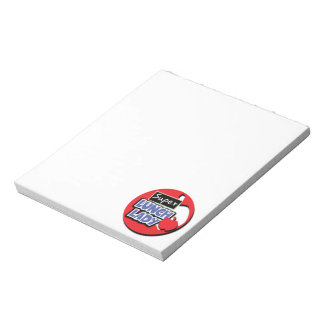 Lunch Lady - Super Lunch Lady Memo Note Pads