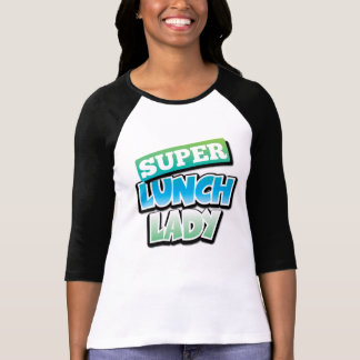 Lunch Lady - Super Lunch Lady Tee Shirts