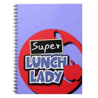 Lunch Lady - Super Note Books