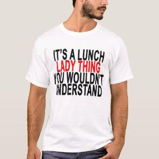 Lunch Lady Thing Light T-Shirt.png T-Shirt