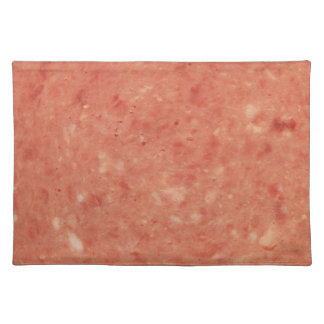 Lunch Meat Placemat
