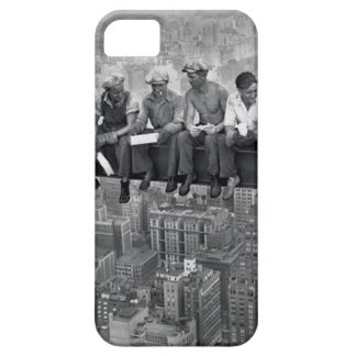Lunch On A Skyscraper iPhone 5 Case