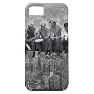 Lunch On A Skyscraper iPhone 5 Cases