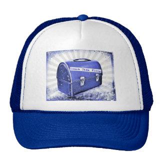 Lunch Time Fling Blues Trucker Hat