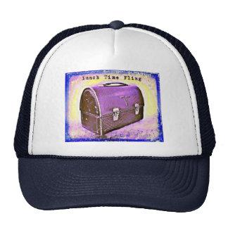 Lunch Time Fling Purples Trucker Hat