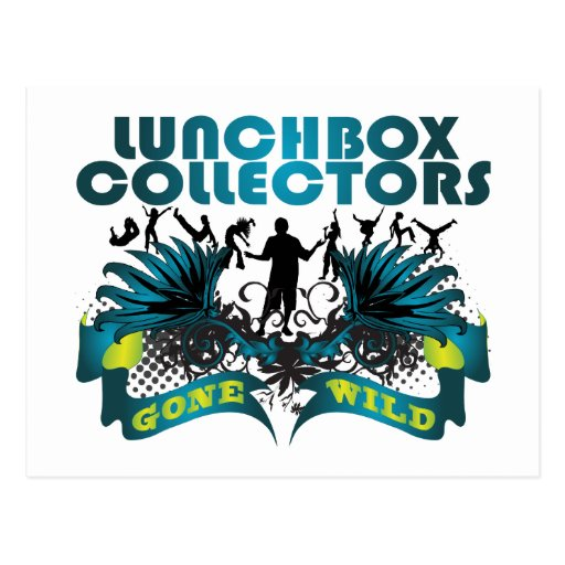 Lunchbox Collectors Gone Wild Post Card