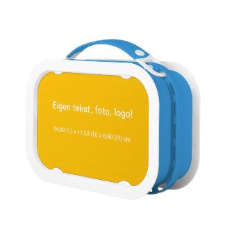 Lunchbox Geel
