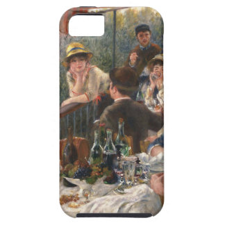 Luncheon Of The Boating Party iPhone 5 Cases